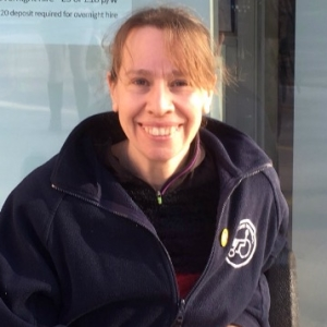 Ellen Hawes, Co-ordinator