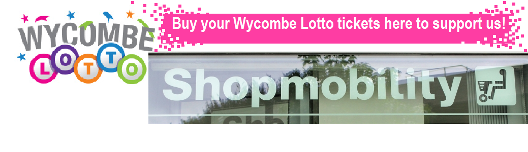 Buy tickets for the Wycombe Lotto and support our work