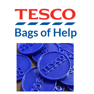 Tesco bags of help picture